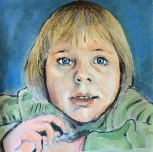 Portret Maxine