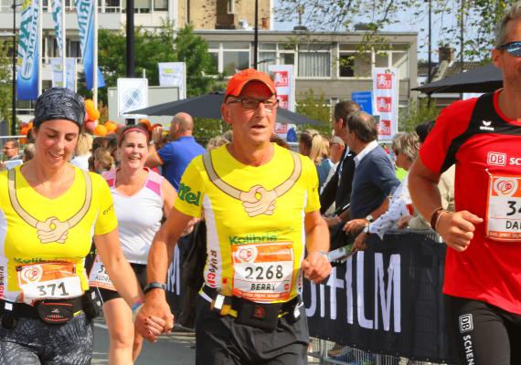 Finish Run4Gijsje